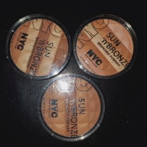 NYC Bronzers